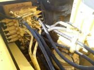 工地急停二手挖掘机小松200-7 出售 全国包运