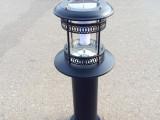 草坪灯太阳能超亮LED路灯室外庭院灯 户外防水感应草地花园防水灯