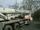 起重机中联重科诚心收购20吨25吨吊车