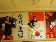 济南金龙最好的专业散打搏击培训俱乐部