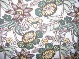 供应莫代尔印花针织面料,烧花莫代尔针织布,金银丝莫代尔针织布