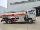 东风福瑞卡8吨油罐车 厂家优惠价销售
