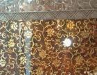 精钻金晶镀金毯花地板砖 背景钱墙 诚招加盟直营商