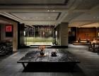 成都茶楼装修设计,专业茶楼设计,著名工装装修公司