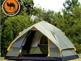 厂家直销自动帐篷防雨户外野营双层双层2-4人救灾礼品速开帐篷