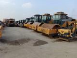 辽宁阜新二手压路机市场,二手26吨压路机出租