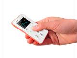 AEKU艾尔酷 音乐智能定位M8超薄迷你全球最袖珍卡片手机 儿童