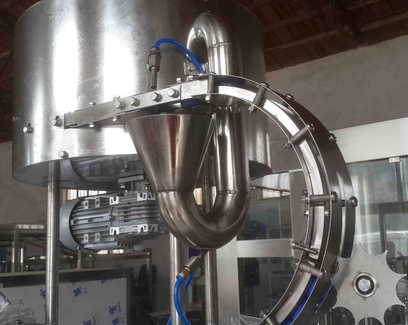 三合一灌装机 小瓶灌装生产线 饮料灌装机械