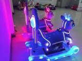 摆摊广场游乐设备轩辕神鹿碰碰车儿童电动双人彩灯电瓶车