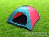 爱征途 一门一窗四人全自动户外野营帐篷 野营用品 双门也可定制