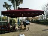 夏日防晒 西安四角帐篷专业印字西安户外广告伞