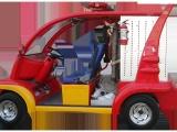 益高电动专业2座电动消防车,电动消防车知名品牌