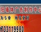 南阳较专业的墙体广告公司