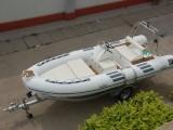 4.8m RIB480 玻璃钢充气艇/快艇/冲锋舟