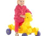 安贝乐儿童滑行车学步车玩具车摇摆车摇马宝宝童车 美素奶粉赠品