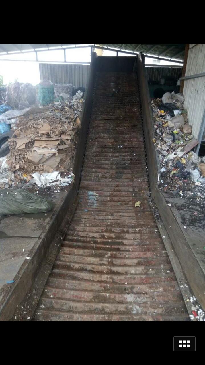 工业垃圾 生活垃圾 建筑物 库存积压物品 回收及处理