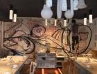上海涂鸦墙工作室 手绘涂鸦墙公司 墙体彩绘手绘涂鸦墙制作价格