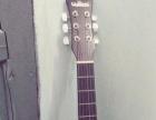 二手吉他,还很新