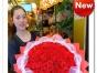 南宁鲜花店预定 鲜花速递生日开业会议鲜花免费配送