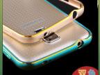 厂家批发三星S5手机保护套i9600金属边框三星手机配件防摔外壳