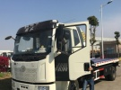 滁州清障车 一拖二道路救援车厂家直销1年100万公里7.5万