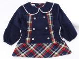 2014新品米豆酷尔 时装款式 防水儿童罩衣 饭兜 宝宝吃饭衣 现货