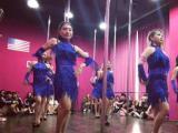 舞蹈培训:钢管舞、绸吊伞吊、环吊、魔方、TB秀