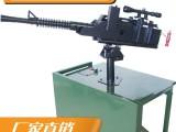 军博厂家直销新型气炮 仿真射击游乐设施 射击场打靶游乐设备
