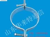 华来特厂家直销杆用抱箍拉线抱箍光缆抱箍杆用紧固夹具