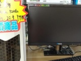 新新出 四核独显游戏台式式电脑 带22寸屏幕