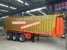 专业定制低平板 苍栏车 勾机板半挂车 挖掘机运输车1年1万公里面议