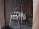 厦门玻璃门维修定做