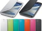 三星N7100手机套 N719高仿原装皮套 note2 拆盖手机保护外壳 带IC