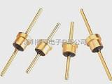 德平电子供应M6微型镀金直焊式穿心电容滤波器