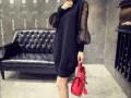 山东工厂直销最时尚女装批发德州秋装新款女装长袖衫批发保证质量