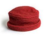 新西兰Merinomink美利奴羊毛针织帽子 红色 销售