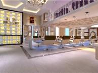罗湖美发店设计 美容美发店设计 美容美发沙龙设计装修公司