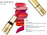韩国正品口红 彩妆VOV带珠光唇膏 新款