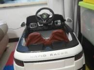 儿童玩具路虎汽车,皮座椅,可自开,可遥控,带MP3