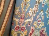 海宁许村浩谷纺织厂家直销沙发布窗帘布装饰布高档雪尼尔面料