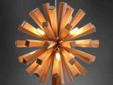 北欧创意吊灯艺术灯具简约实木艺吊灯客厅餐厅吧台咖啡厅吊灯灯饰