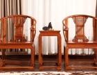 缅甸花梨木皇宫椅成品价