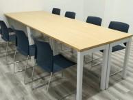 供应学校家具 会议台 会议椅 培训椅 屏风