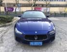 上海淳响汽车租赁 玛莎拉蒂吉博利自驾租赁