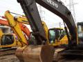 山西个人二手沃尔沃210挖掘机转让,二手沃尔沃210挖掘机