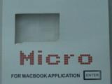 苹果笔记本键盘膜/透明苹果13.3寸笔记本键盘膜/笔记本键盘保膜