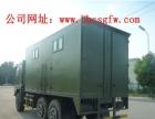 武威东风5160型六驱越野沙漠厢式货车图片