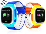 新款全触屏彩屏儿童智能手表手机精准定位防