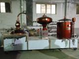 河南新乡壶式白兰地蒸馏设备价格 新乡果渣蒸馏设备厂家