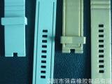高品质硅胶手表带,腕表带,工艺品手表,运动表带*